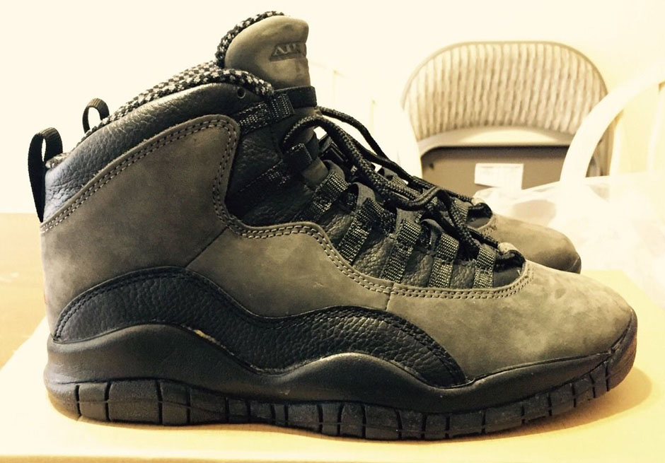 The Daily Jordan: Air Jordan X