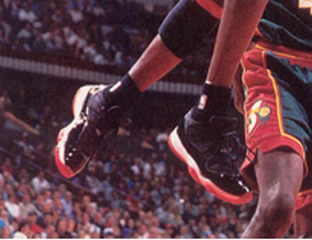 Air Jordan 11 Faible Élevé 1996 Nba réduction de sortie o7aJo3u
