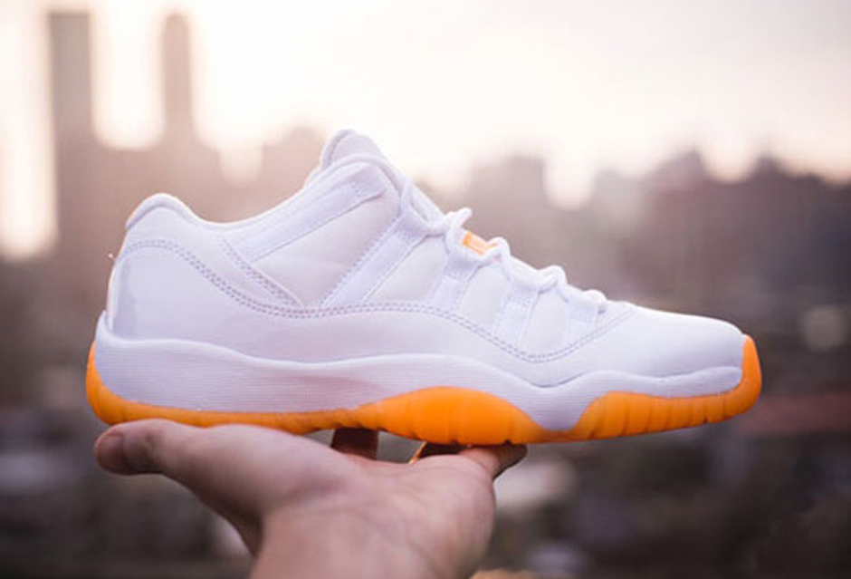 a23bff92ed23c8 Air Jordan 11 Low Citrus Archives - Air Jordans