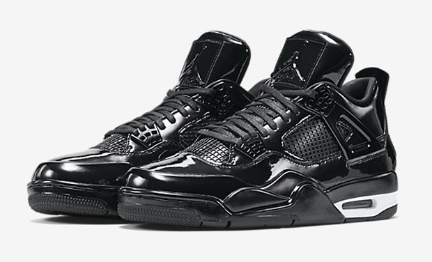 af93ca1a642e6e The wait for Air Jordan 11LAB4 in Black White is over. Originally scheduled  to release on April 25th and postponed by Nike.com for reasons yet unknown