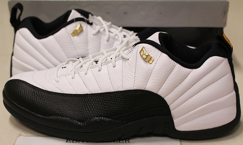 The Daily Jordan: Air Jordan 12 Low
