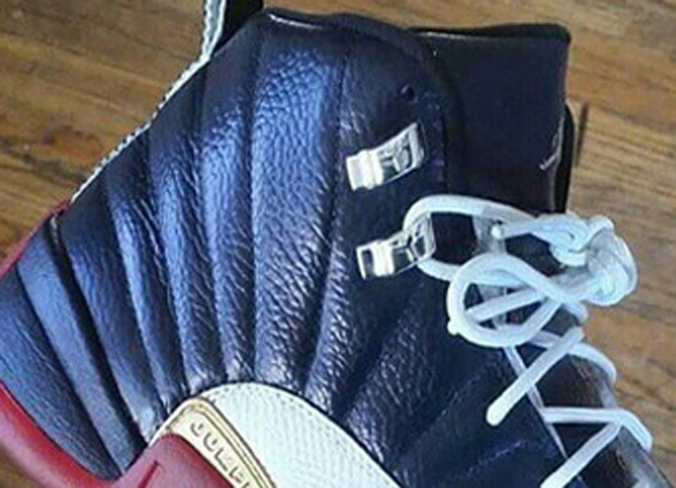 If MJ Wore Air Jordan XII In The Olympics