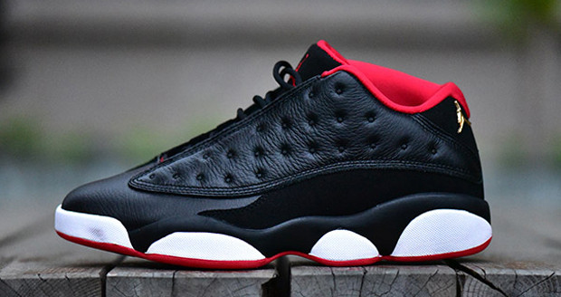 Take The Free Up-Close Air Jordan 13 Low