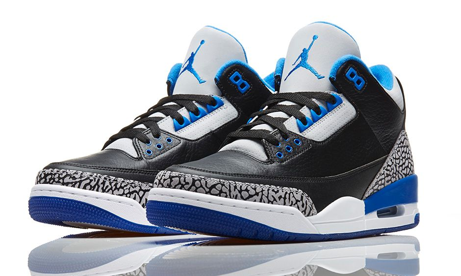 Sport Blue 3 Makes 5th Nike.com Air Jordan Restock In 10 Days