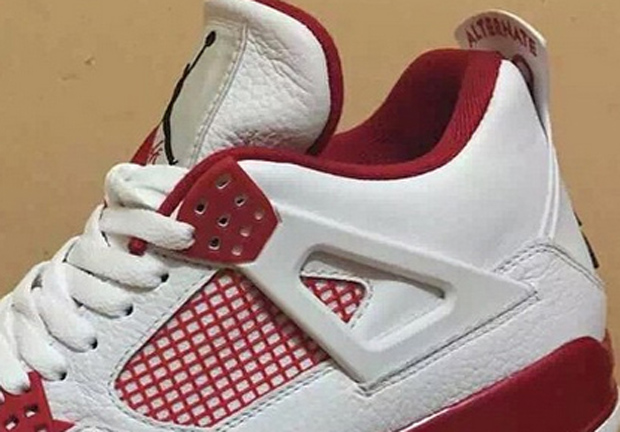 Time For Jordan Brand To Release This Alternate Air Jordan 4?