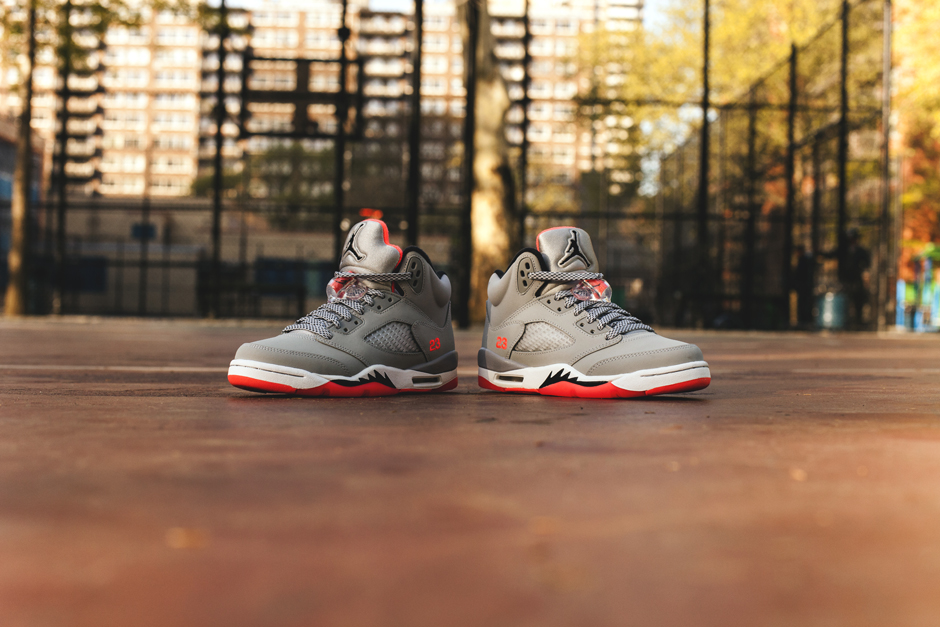 "outlet store e7d13 f6235 ... Air Jordan 5 ""Hot Lava"" – Release Reminder ..."