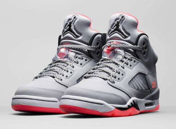 "ccd5311bb9a1d Air Jordan 5 Retro ""Hot Lava"" releases Saturday"