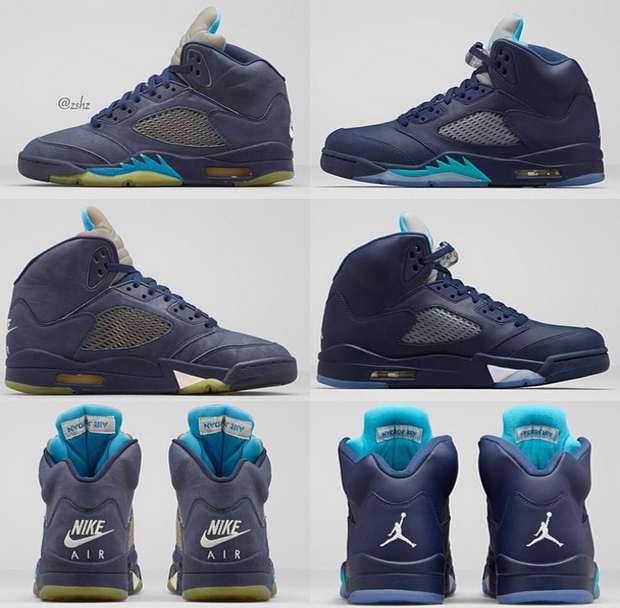 Sample The Original Nike Air Jordan V