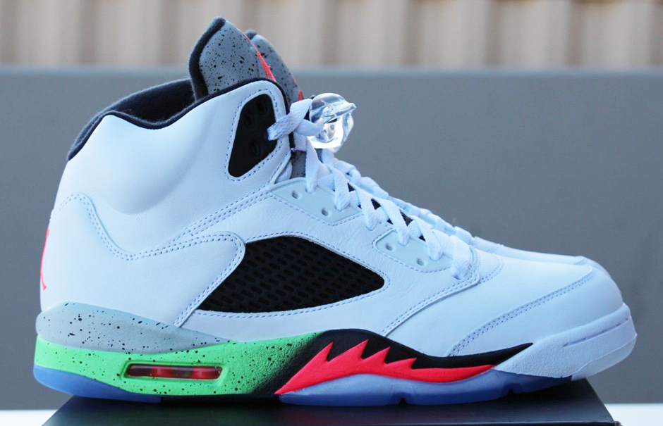 "meet adfca 1a3cd ... Air Jordan 5 ""Space Jam"" Releasing ..."