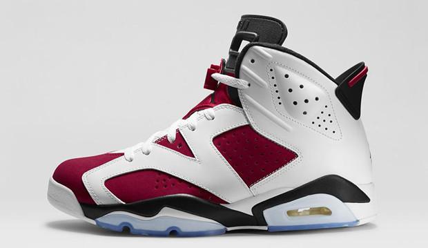 Nike.com Restocked Air Jordan 6