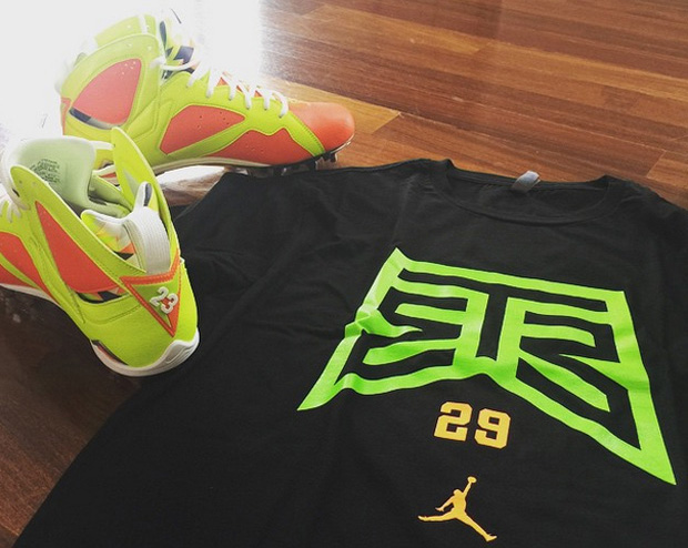 80742987d Earl Thomas  latest Instagram entry reminds us once again that Jordan Brand  athletes get the best player exclusives anywhere.