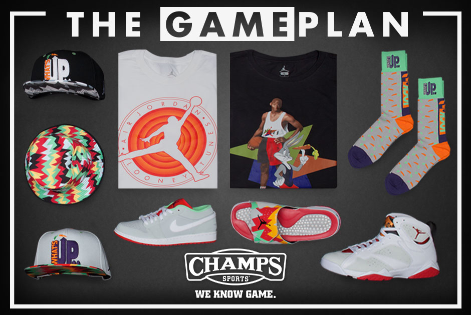 Champs Sports Introduces The Jordan Hare Collection - Air Jordans ... 66fb5ee67b