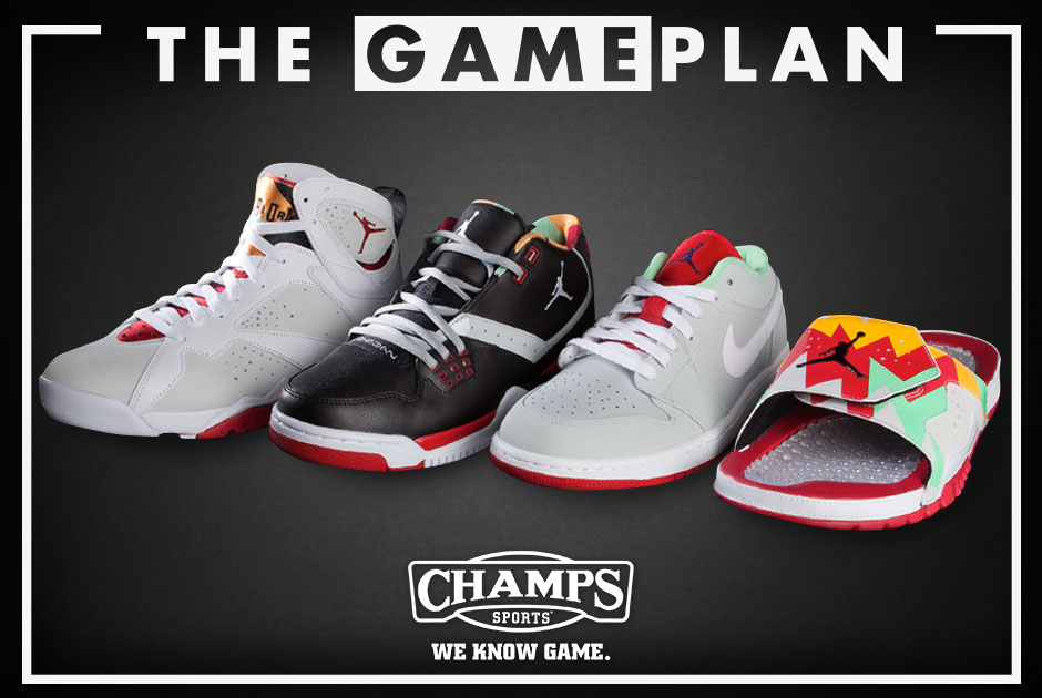 Champs Sports Introduces The Jordan Hare Collection - Air Jordans ... cbb20e430ef