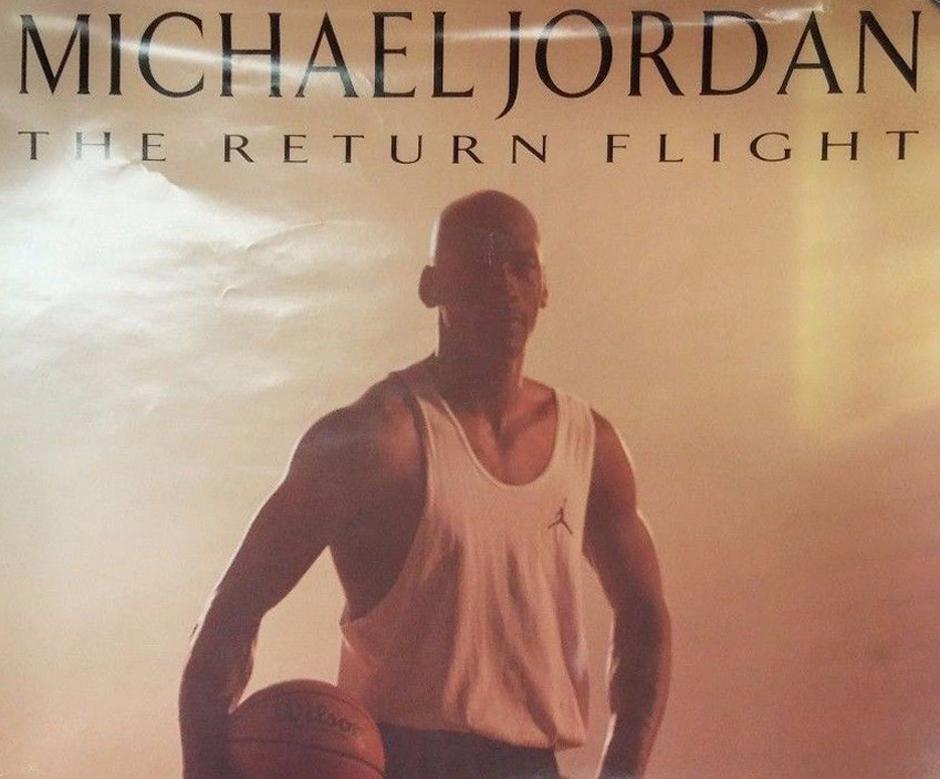 ce00fd2b9dc7a6 Michael Jordan Poster Archives - Air Jordans