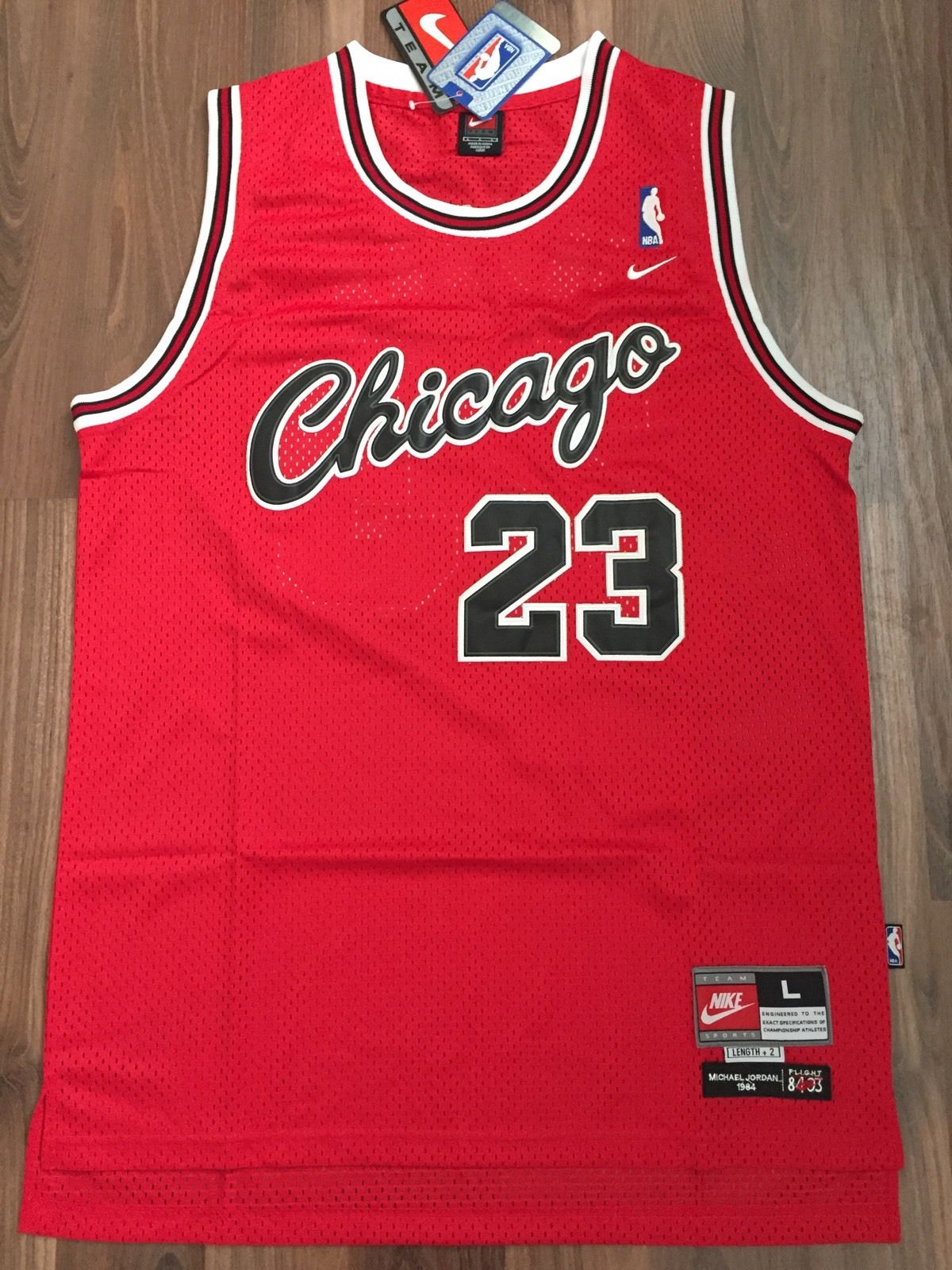 23 Best Tremere Vampire La Mascarada Images On Pinterest: Vintage Gear: Nike Michael Jordan Bulls Rookie Jersey
