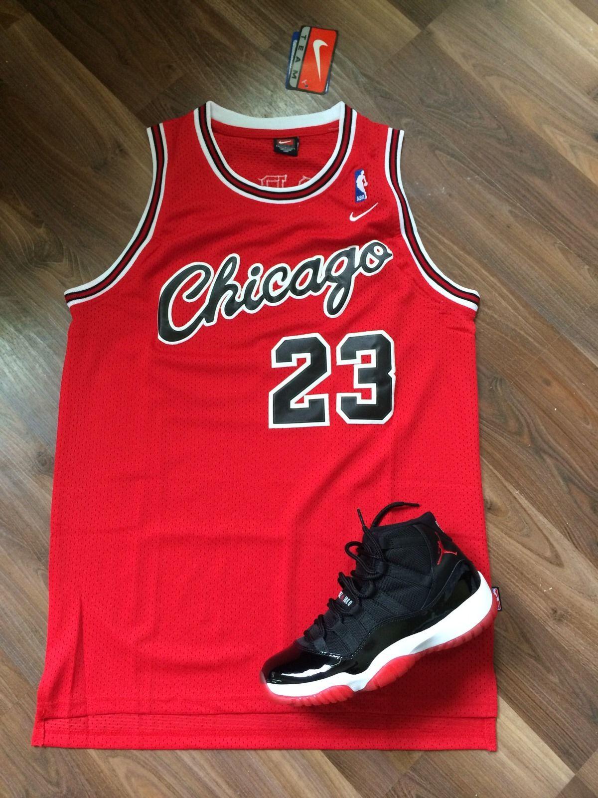 utxlzz Vintage Gear: Nike Michael Jordan Bulls Rookie Jersey - Air