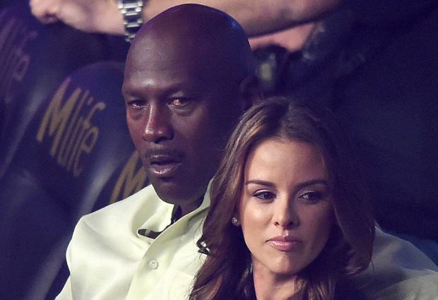 Did Michael Jordan Stop A Skirmish At The Mayweather-Pacquiao Fight?