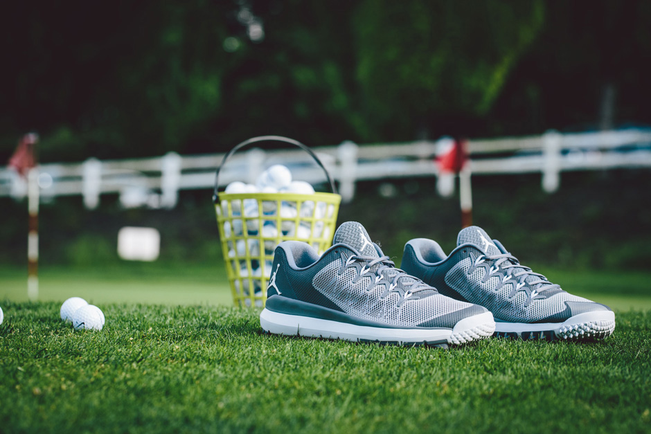 Jordan Brand Debuts 1st Ever Golf Shoe - Flight Runner Golf