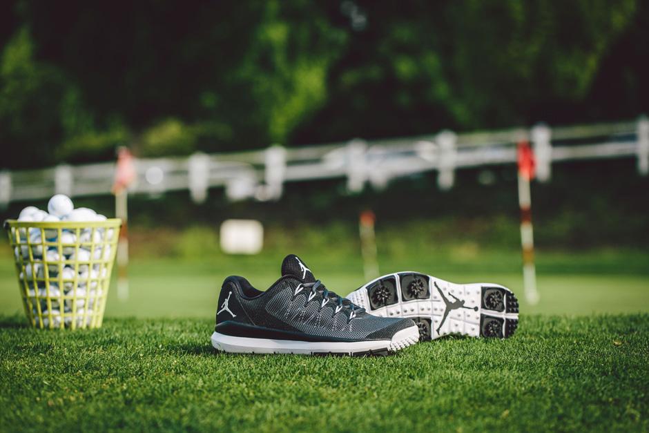 Air Jordan Flight Runner  Golf Shoes