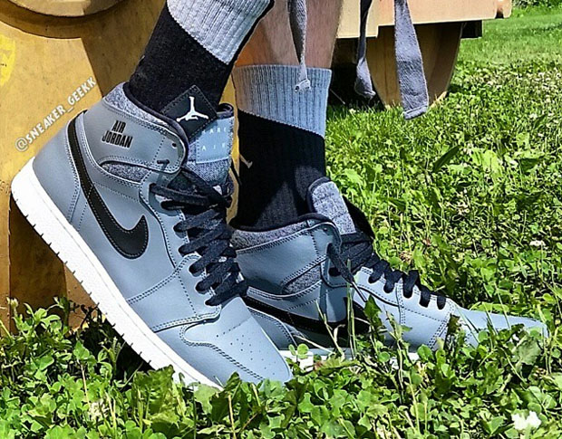 """big sale ae090 85eb5 Air Jordan 1 gets a refresh for summer with the return of the """"Rare Air""""  series, a decided bent toward casual wear. Gone is the Air Jordan Wings  logo and ..."""