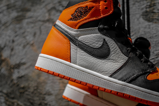 "287cddb6188401 Air Jordan 1 Retro High OG ""Shattered Backboard"" Arrives This Saturday"