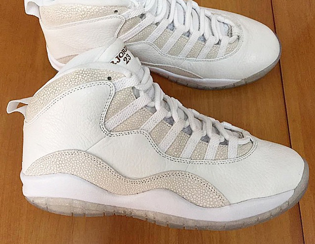 Another Look At The Maybe, Maybe Not Re-Releasing Air Jordan 10 OVO