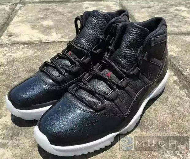 """822b8c92200 As more and more Air Jordan 11 """"72-10"""" photos filter out into the  sneakersphere, sneaker fans are getting a better chance to form their  opinion of this ..."""