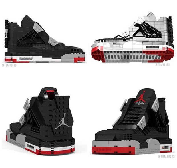 Even More Air Jordan Favorites In Lego Form - Air Jordans c4ab4fa24