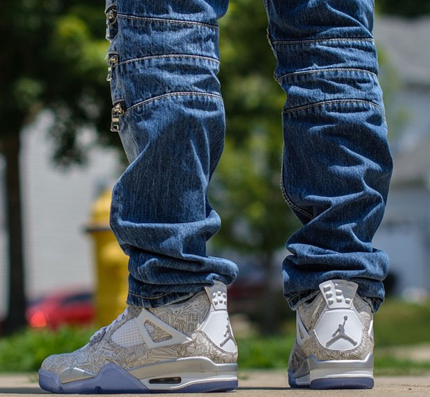 00474f440756f2 ... air jordan 4 laser f49ef bd594  free shipping to submit your own daily  jordans with jordansdaily and follow us on instagram jordansdaily