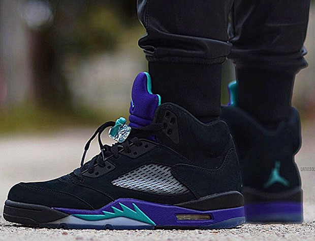 Air Jordan 5 Black Grape Archives - Air Jordans, Release Dates & More |  JordansDaily.com