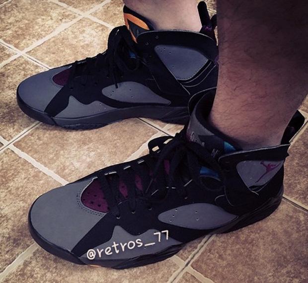 Air Jordan 7 Code Bordelaise Vêtements