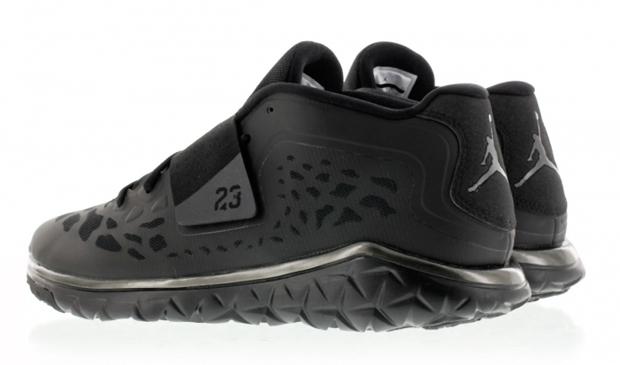 Air Jordan Entraîneur Flex Vol 2 Voiture Métallique Noir