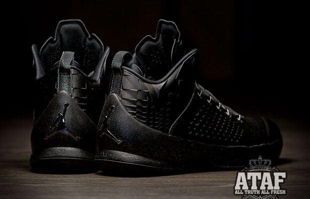 low priced 452ad 24fcc Jordan Melo M11 Returns In Black Ops Mode