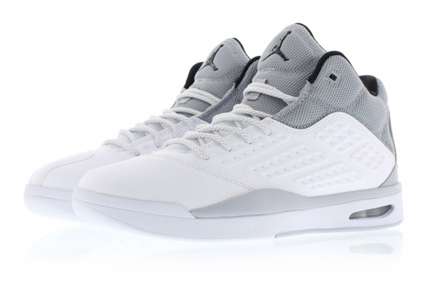 air jordan new school grey