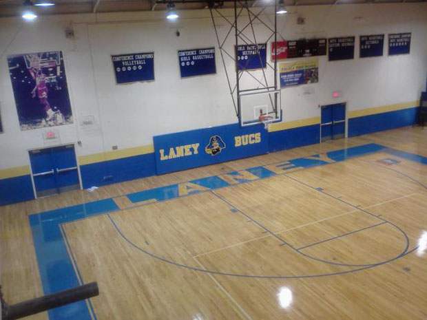Laney High School Basketball 1
