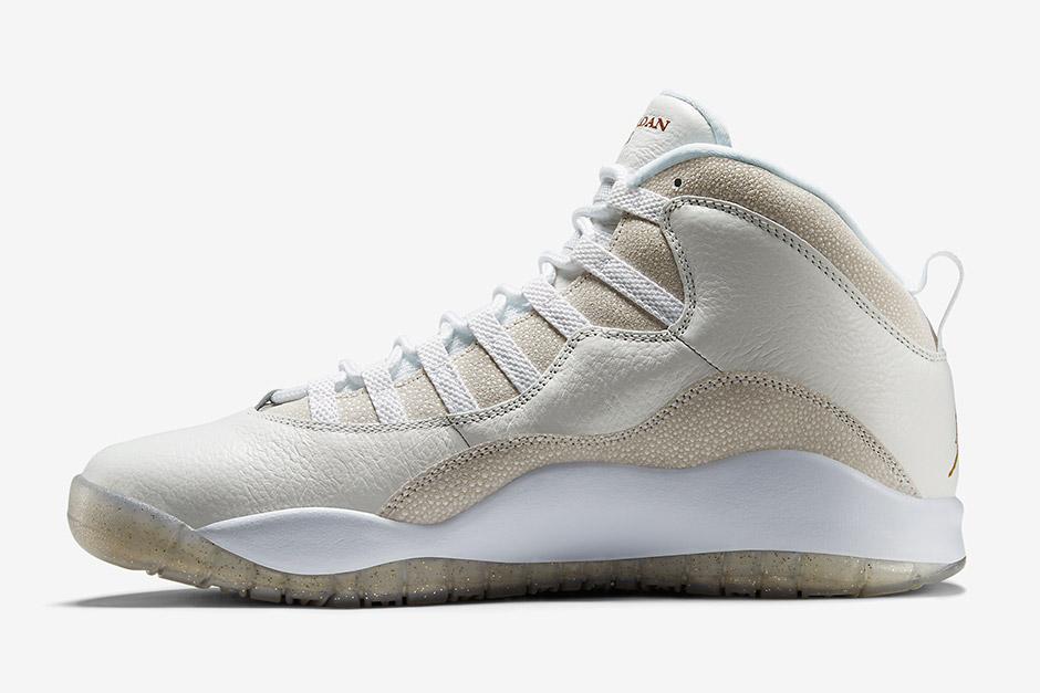 release date: bda18 3cdb3 air jordan 10 white gold