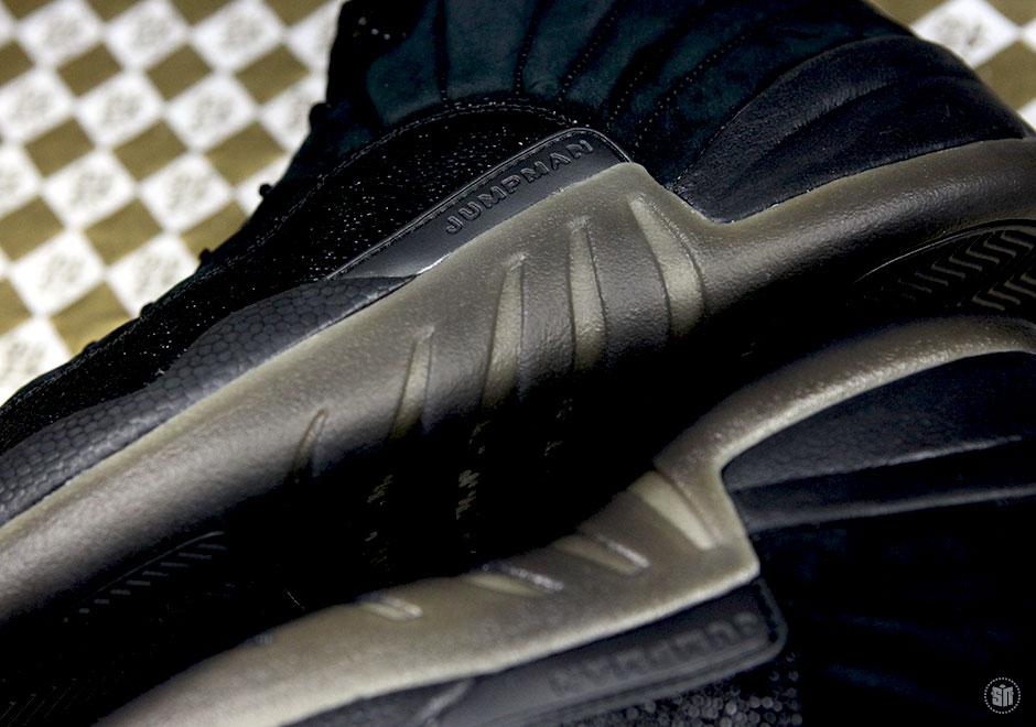 Drake's Air Jordan 12