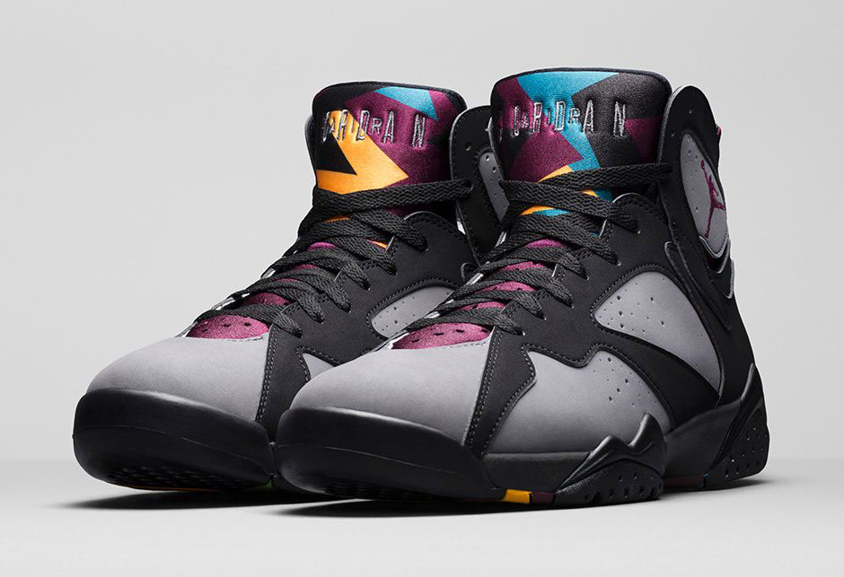 release date: d4ebe 3fef5 Air Jordan VII  Bordeaux  Archives - Air Jordans, Release Dates   More    JordansDaily.com