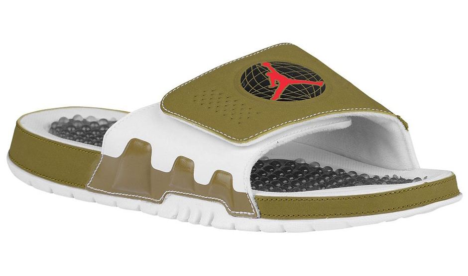9806f8a935cc Jordan Brand turning classic sneaker models and colorways into slides isn t  a new concept