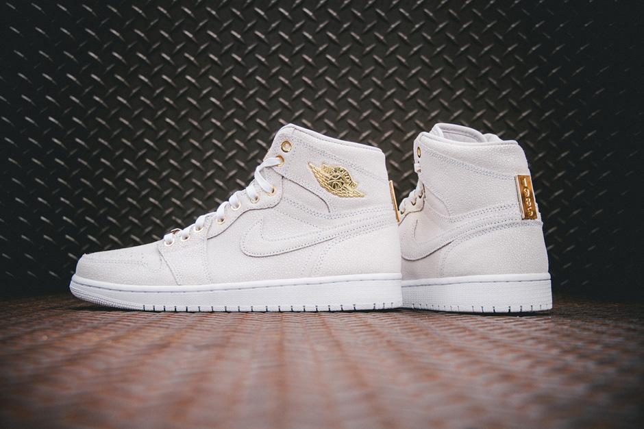 Air Jordan Pinnacle White