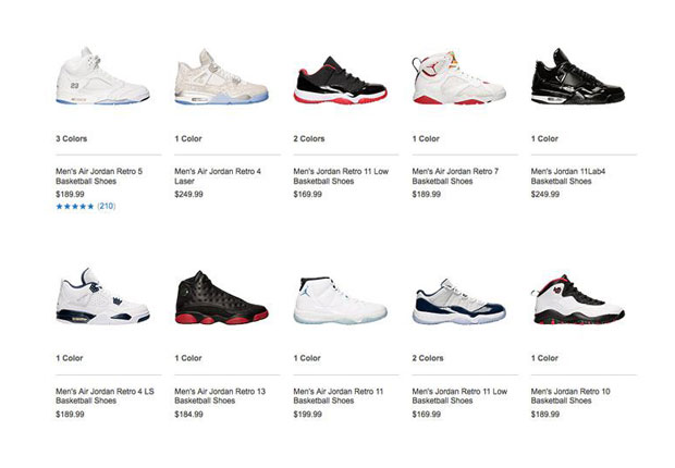 Did You Catch The Huge Air Jordan Restock At Finish Line?
