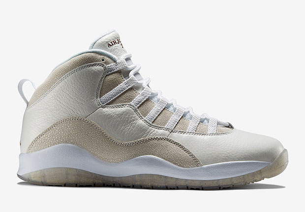 Air Jordan 10 OVO Has An Official Release Date