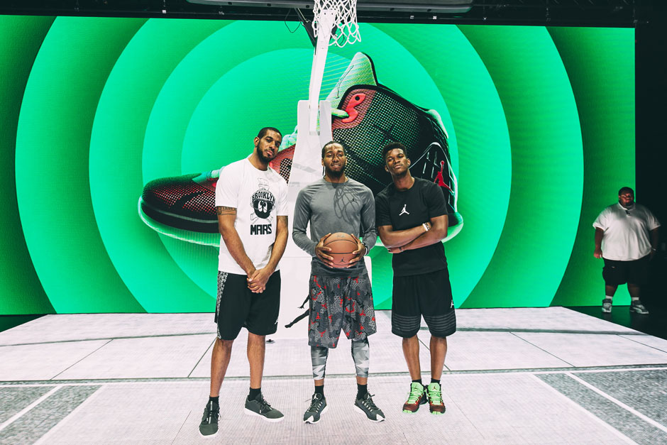 Go In-Depth Inside Jordan Brand's First To Fly Las Vegas Event