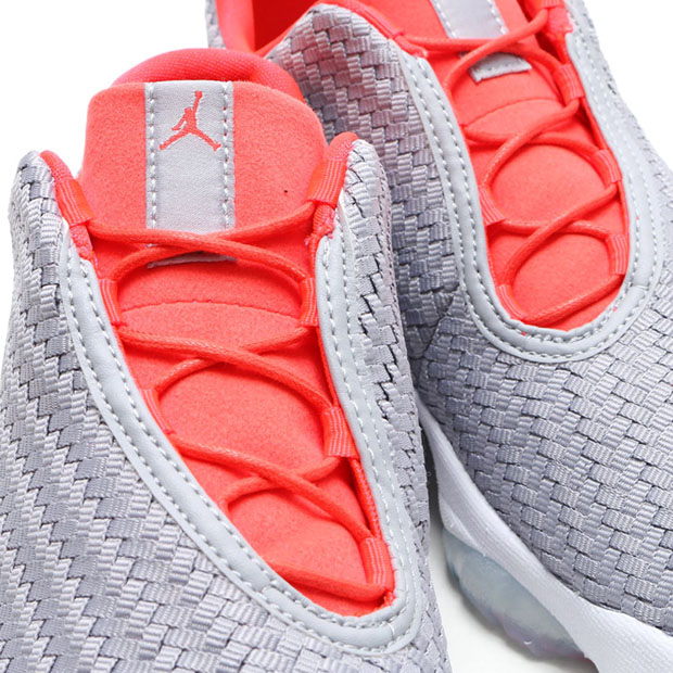 ... pink electro orange; jordan future low wolf grey infrared 23 available  now; air ...