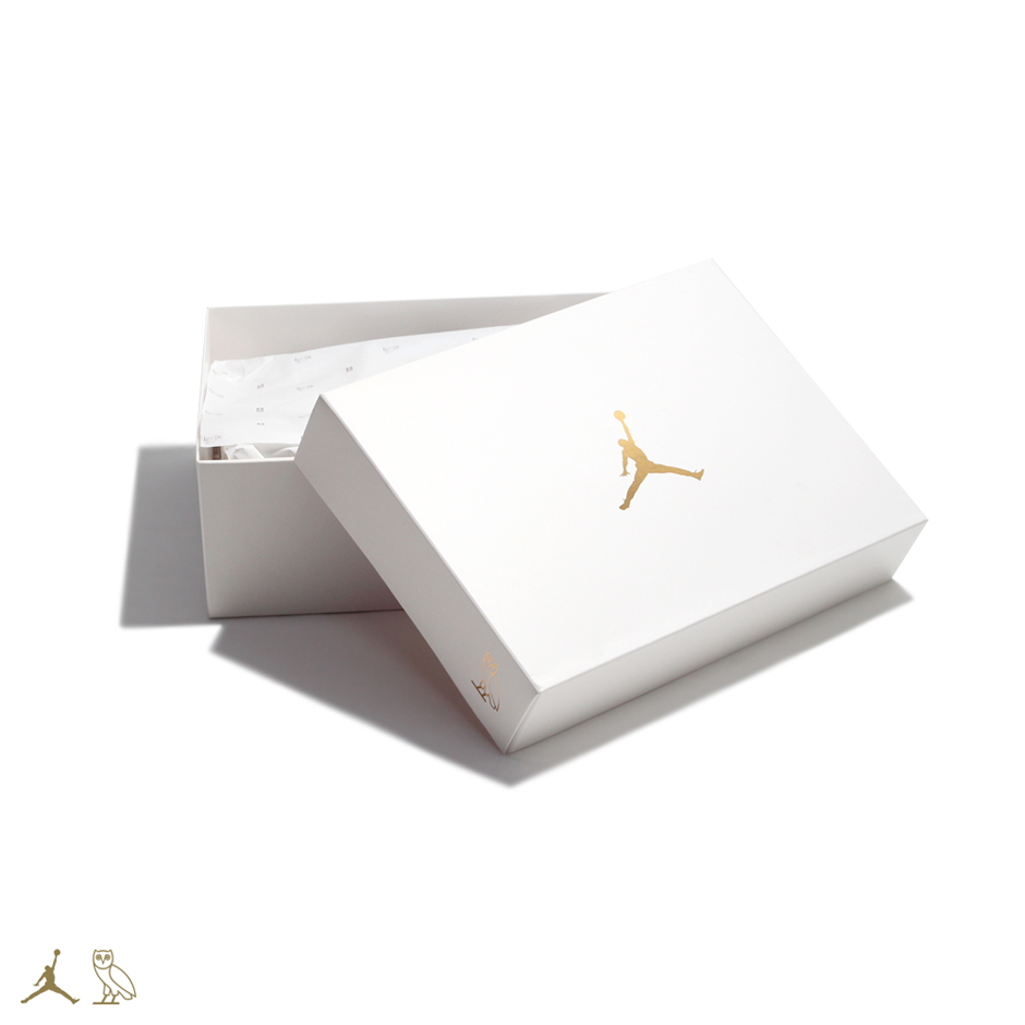 Official Air Jordan 10 OVO Packaging Revealed