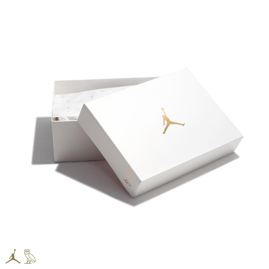 Official Air Jordan 10 OVO Packaging Revealed