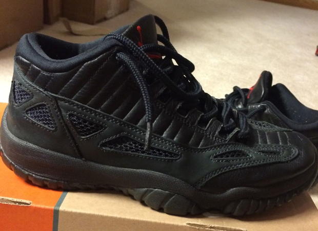 The Daily Jordan: Air Jordan 11 Low IE