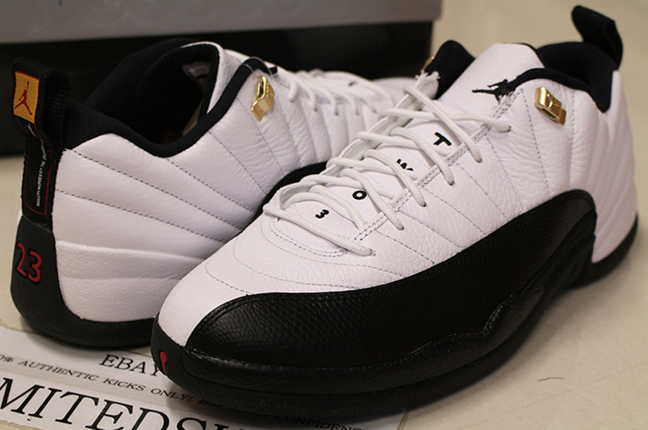 The Daily Jordan  Air Jordan 12 Low