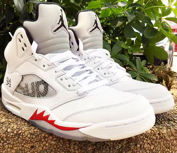 502571a6ec64c3 Supreme is known for standing out but the least loud Air Jordan 5 of the  three they have coming may end up being the fan favorite.