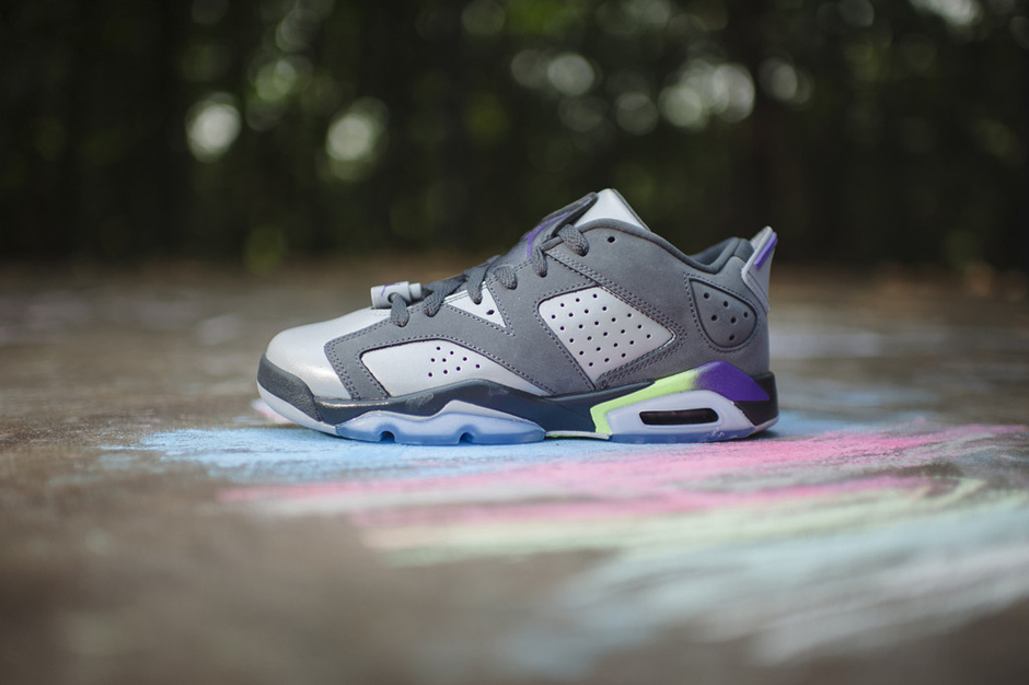 The Next Air Jordan 6 Low GG Arrives September 5th